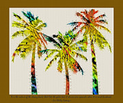 Gwyn Newcombe - The Palm Tree