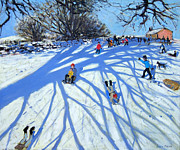 Andrew Macara - The shadow Derbyshire