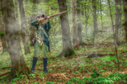 Randy Steele - The Skirmisher American Revolution