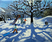 Andrew Macara - The slide in winter