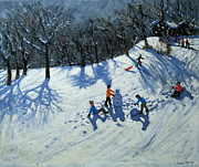 Andrew Macara - The Snowman