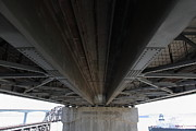 Wingsdomain Art and Photography - The Three Benicia-Martinez Bridges in...