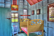 "\""tamyra Ayles\\\"" Posters - The Vincent Van Gogh Small House Poster by Tamyra Ayles"