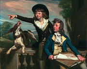 John Singleton Copley - The Western Brothers