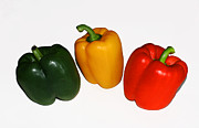 Barbara McMahon - Three Bell Peppers
