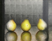 Matthew Martelli - Three Pears