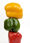 Bernard Jaubert - Three peppers