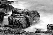 Thomas Schoeller - Thunder along the Acadia coastline - No...
