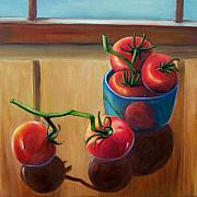 Susan Dehlinger - Tomatoes Fresh Off the...