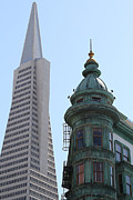Wingsdomain Art and Photography - Transamerica Pyramid