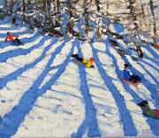 Andrew Macara - Tree shadows Morzine