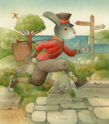 Kestutis Kasparavicius - Turtle and Rabbit03