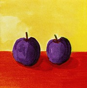 Michelle Calkins - Two Plums