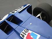 F-1 Digital Art - Tyrrell 1971 004 by Curt Johnson