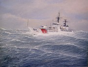 William H RaVell III - U. S. Coast Guard Cutter Gallitin