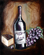 Uncorked 2 Fine Art Print by Alonzo Butler