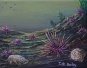 Debra Bailey - Urchin patch