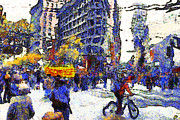Wingsdomain Art and Photography - Van Gogh Occupies San Francisco . 7D9733