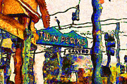 Wingsdomain Art and Photography - Van Gogh Takes A Wrong Turn And...