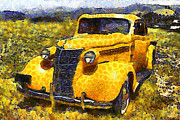 Wingsdomain Art and Photography - Van Gogh.s Old Ride 7d15315