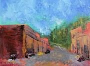 Impressionism Originals - Victor Colorado by Gayle McGinty
