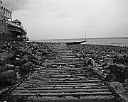 Chris Smith - Victorian Beach Jetty in Llandudno Wales