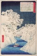Hiroshige - Views of Edo