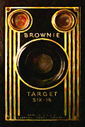 Wingsdomain Art and Photography - Vintage Kodak Brownie Target Six-16...