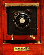 Wingsdomain Art and Photography - Vintage Korona View Camera . 7D13356
