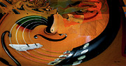 Violin Digital Art - Violin by Day Williams