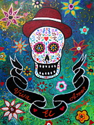 Pristine Cartera Turkus - Viva El Amor Day Of The Dead