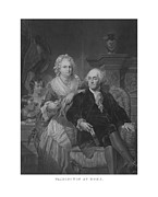 President Washington Posters - Washington At Home Poster by War Is Hell Store