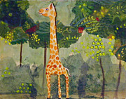Tall Trees Originals - Whats For Lunch by Terry Honstead