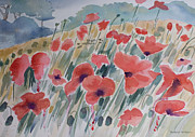 Barbara McMahon - Where Poppies Grow