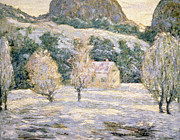 Ernest Lawson - Winter