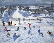 Andrew Macara - Winter Fun