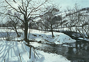 John Cooke - Winter River