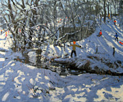 Andrew Macara - Winter Stream
