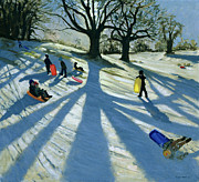 Andrew Macara - Winter Tree