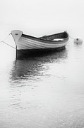 Rowboat Originals - Wooden Row by Ruth H Curtis