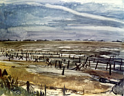 Battlefield Paintings - World War Ii - Normandy by Granger