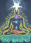 Enlightenment Pastels - Youll Tree by Dennis Goodbee