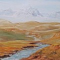 Cathy Long - Alberta Foothills