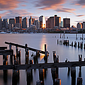 Juergen Roth - Boston Skyline