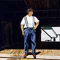 Ron Haist - Boy in the Barn