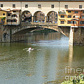Evgeny Pisarev - Bridge in Florence
