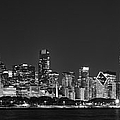 Adam Romanowicz - Chicago Skyline at Night...
