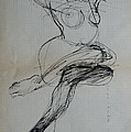 Ion Mihalache - Nude Woman