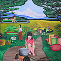 Cyril and Lorna Maza - Picnic with the Farmers
