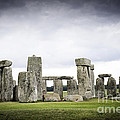 Project B - Stonehenge in England